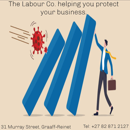 The Labour Co. helping you protect your business.