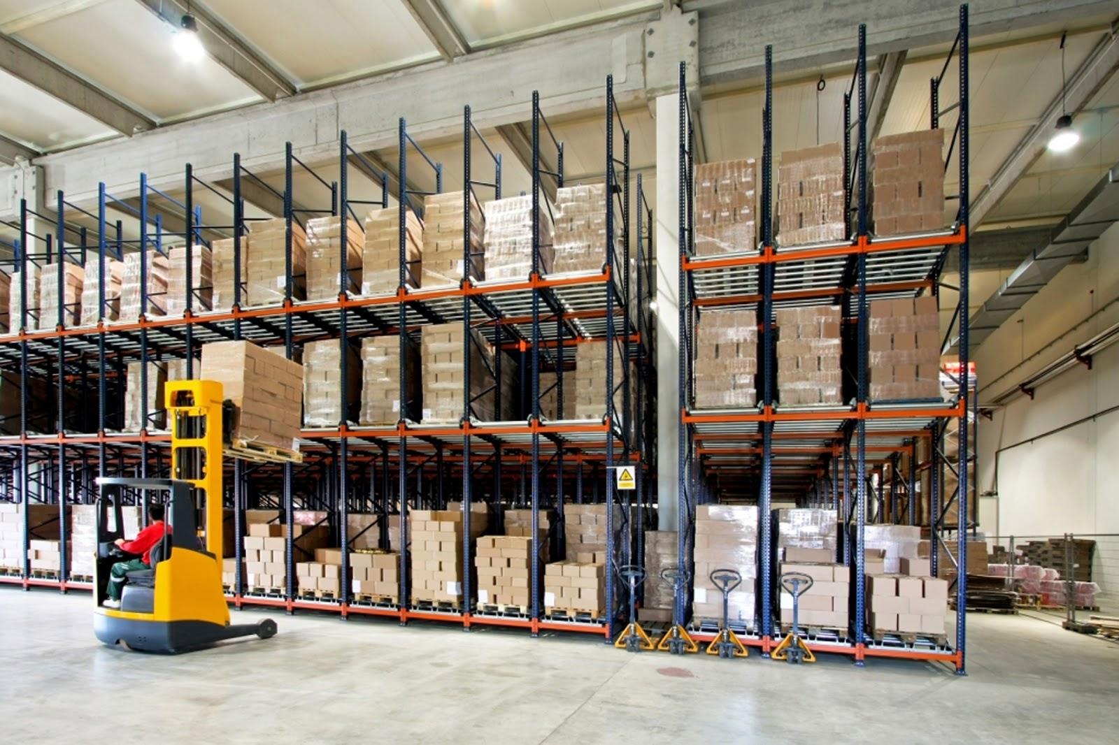 Magic Transport Warehousing