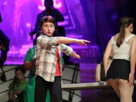 Tristan McCartney as ensemble