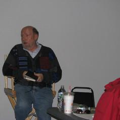 David Kirkpatrick was my guest speaker at one of my screenwriting seminars