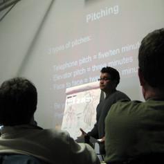 Screenwriting Seminar with Kevin Lasit