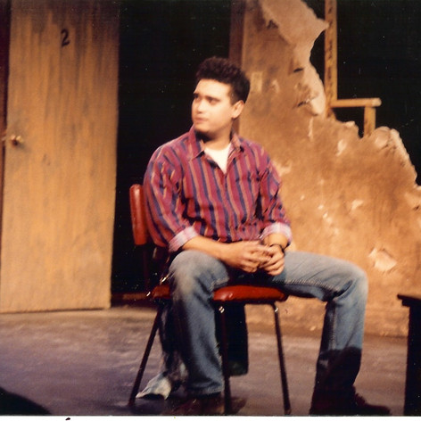 Playing Martin in Fool for Love by Sam Shepard