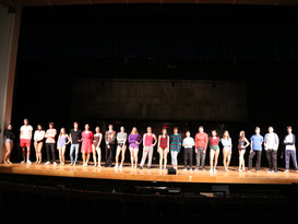 The Line of A Chorus Line -KTC 2020