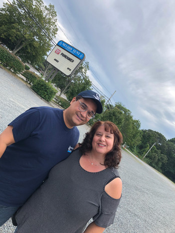 Melinda and Kevin have been working together for 25 years
