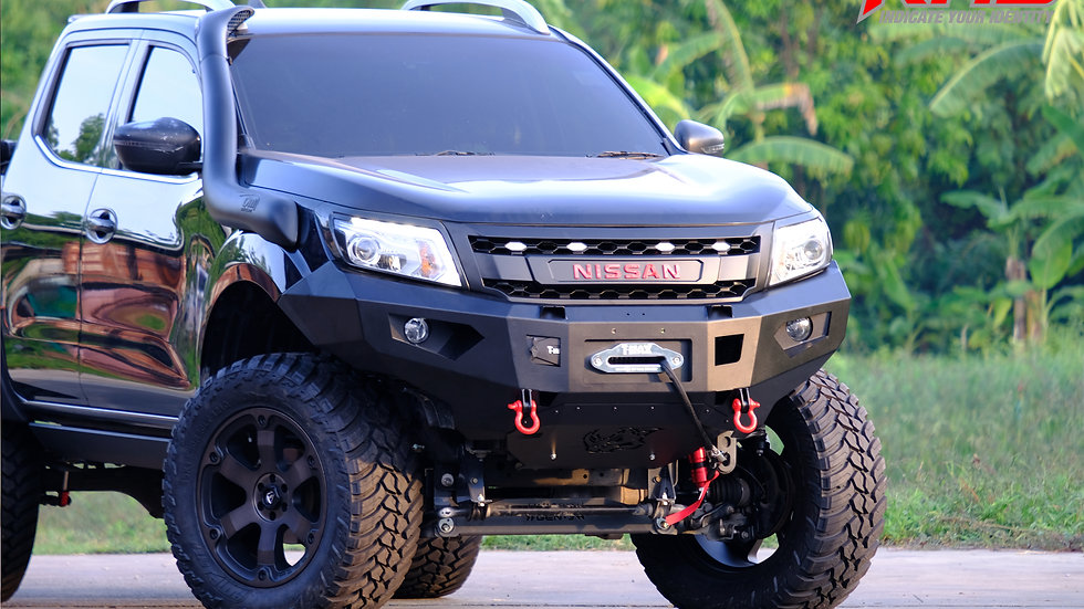 FrontBumper For Nissan NP300