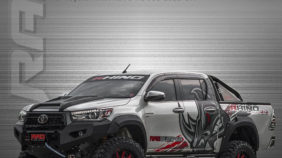 Front bumper Hilux Revo TF-01