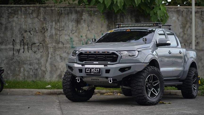 Front bumper Raptor