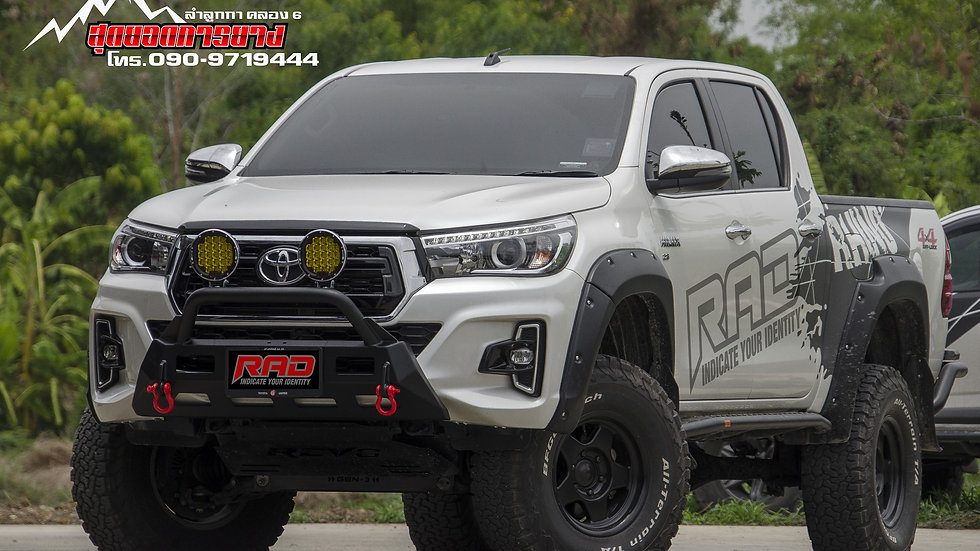 Sport Bar For Hilux Revo 2015 on