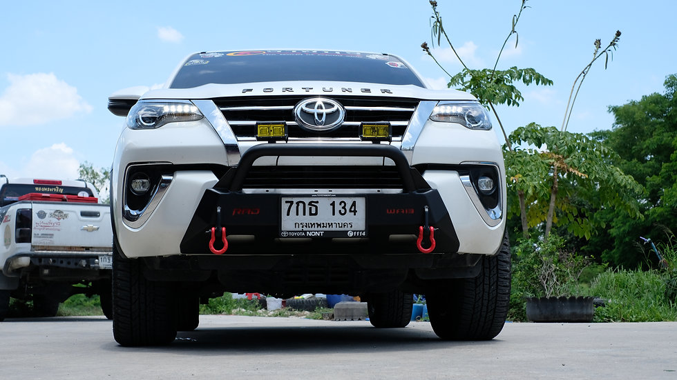 Sport bar bumper new Fortuner
