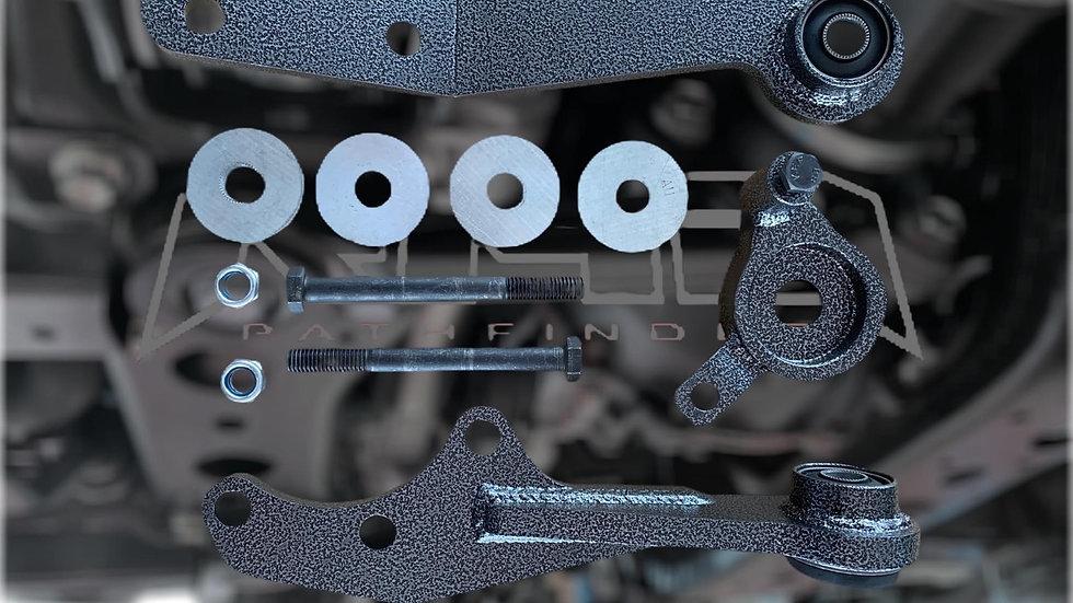 Front axle drop  ชุดดร๊อปเพลา Hilux
