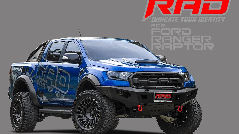 Front Bumper Ford Model:FRRF-01