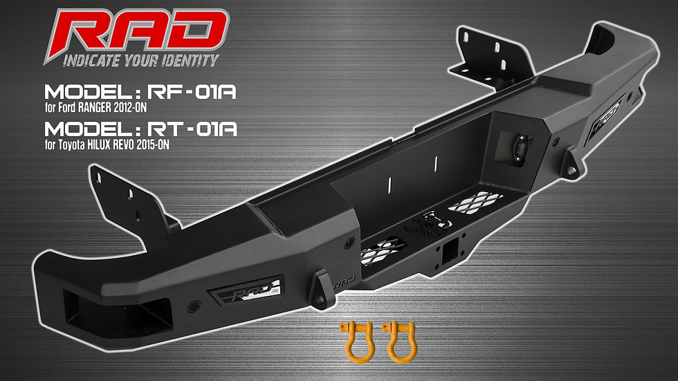 Rear Bumper 01A