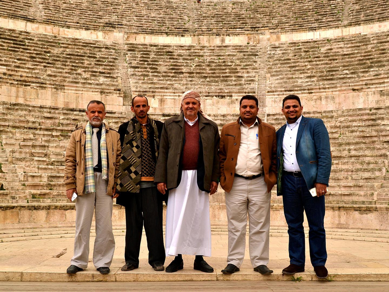 Jordanian men