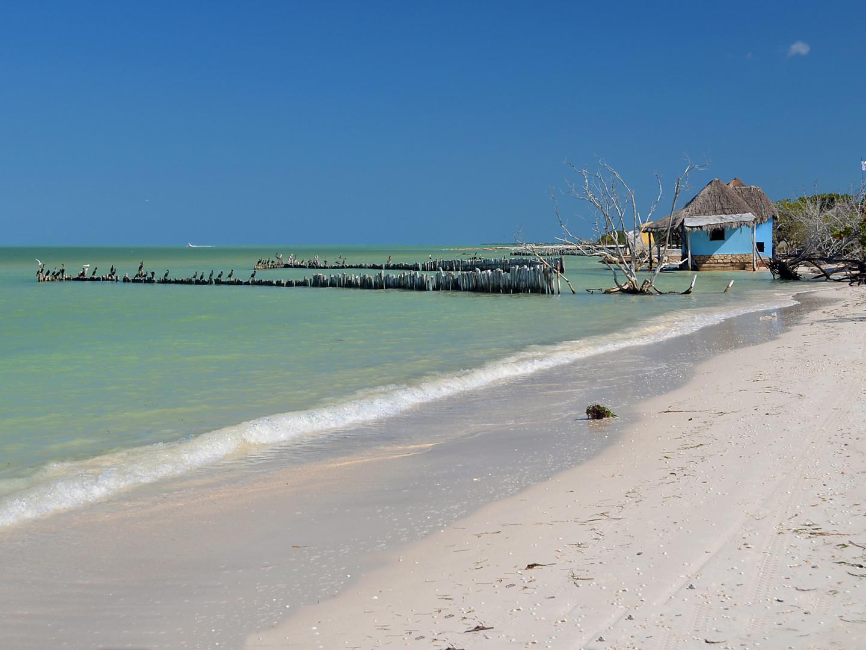 A beach 3