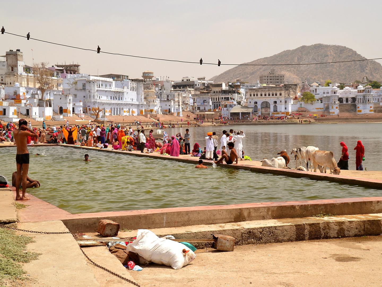 A holy lake