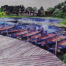 Boat Painting 2