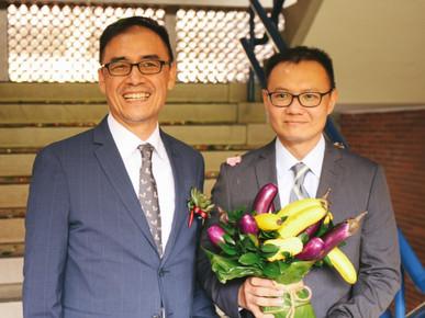"""Especial """"Mês do Orgulho"""" – Entrevista com Prof. Wang Hong-zen"""