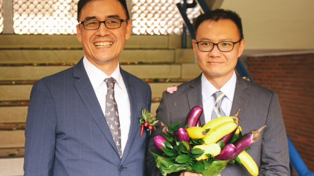 """""""Pride Month"""" Special – Interview with Prof. Wang Hong-zen"""