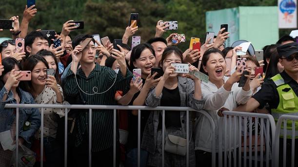 A Indústria de Ídolos e a Cultura de Fã na China