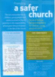 Promoting a Safer Church - St Aidan's Le