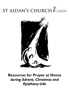 Resources for Prayer Advent - Christmas