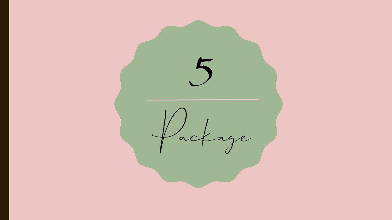 5 Package