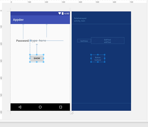 Learn Android App dev: How to use wrap content, fill parent