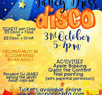 Fancy Dress Disco