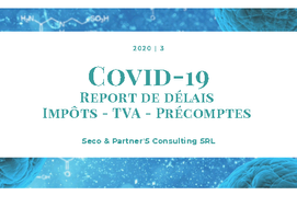 Newsletter n°4 - juin 2020 - Le point mesures Covid-19