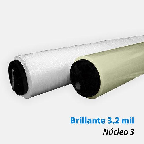 Rollo para Laminar en Frío Brillante 3.2 mil (80 mic) N3 con 1 rollo