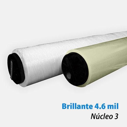 Rollo para Laminar en Frío Brillante 4.6 mil (115 mic) N3 con 1 rollo