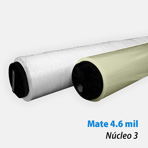 Rollo para Laminar en Frío Mate 4.6 mil (115 mic) N3 con 1 rollo