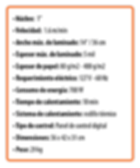 Laminadora RL1401