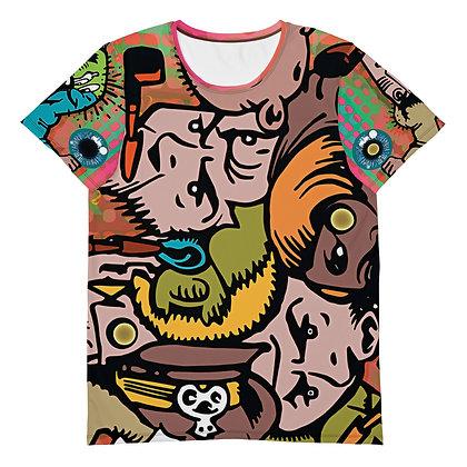 T-shirt Pour Homme MORTIBLAKE