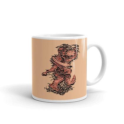 Mug LOVE999 nude