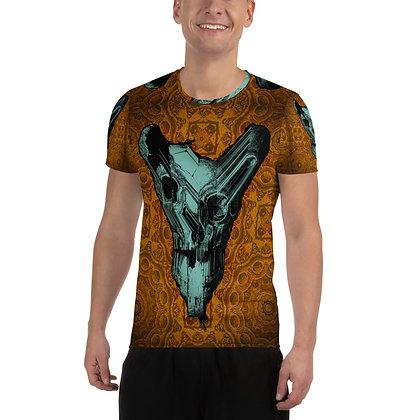 T-shirt Pour Homme SKULZDEFORME32
