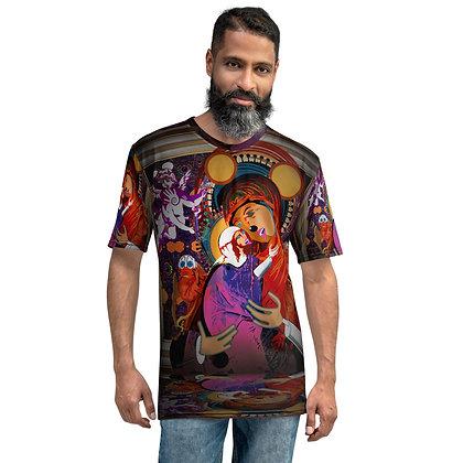 T-shirt homme  LA VIERGE AU BAIGNEUR