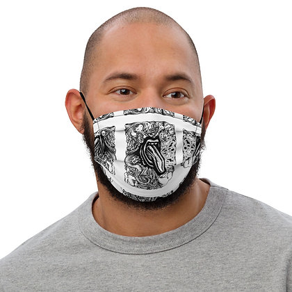 Masque TONGUE