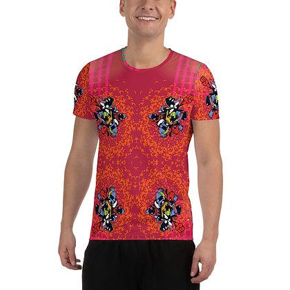 T-shirt Pour Homme MORTIBLAKE motif