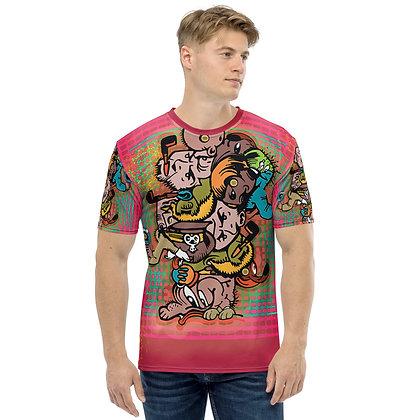 T-shirt homme MORTIBLAKE