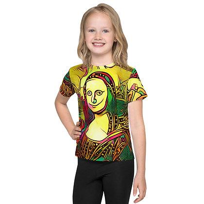 T-shirt Pour Enfant MONAPOP
