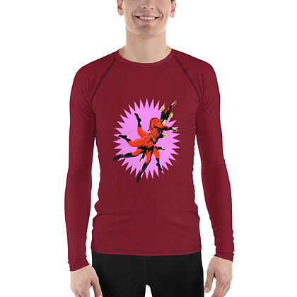 Sweat pour Homme ZEUBEUK red2