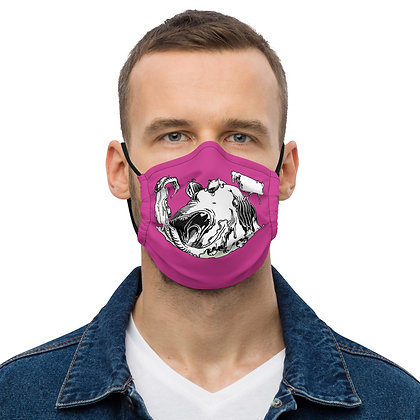 Masque CHIENALECHES pink5