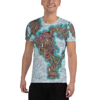 T-shirt Pour Homme MANMAP