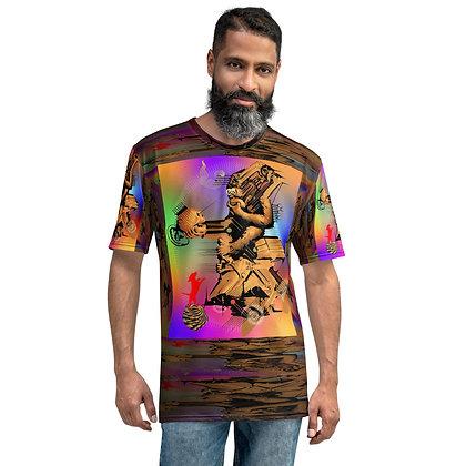 T-shirt homme  MONKEY THINKER