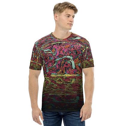 T-shirt homme  ON IRA TOUS AU PARADIS