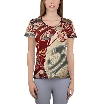 T-shirt pour femmes ArtTEMPLATE