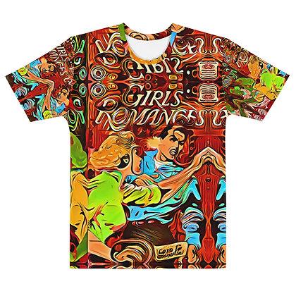 T-shirt pour Homme GIRLZ ROMANCE