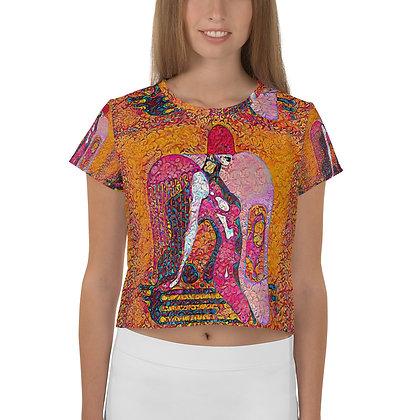 T-shirt Crop-Top MODERNANGEL