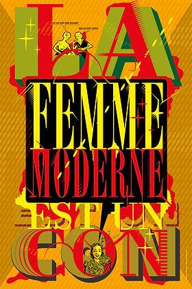 LA FEMME MODERNE EST UN CON